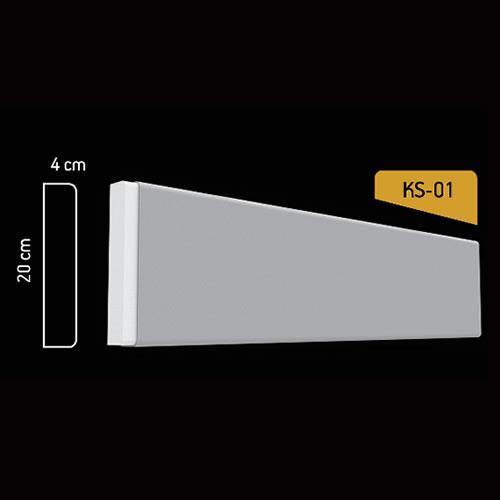 Antik Söve Yapı - Katsilmeleri | KS-01