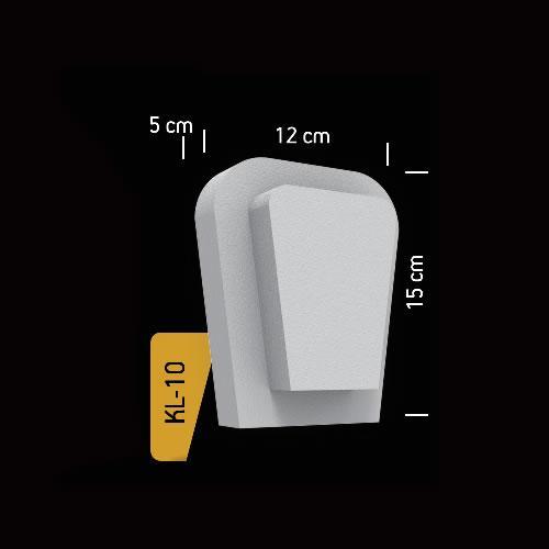 Antik Söve Yapı - Kilit Taşları | KL-10