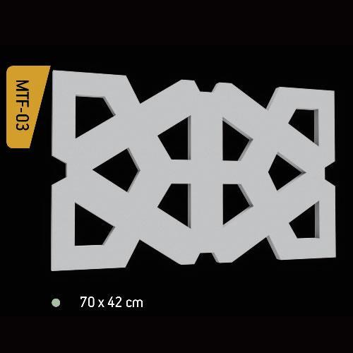Antik Söve Yapı - Motif Modelleri | MTF-03