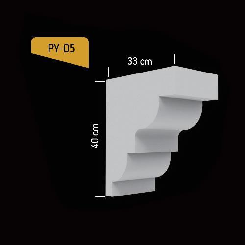 Antik Söve Yapı - Payandalar | PY-05