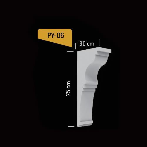 Antik Söve Yapı - Payandalar | PY-06