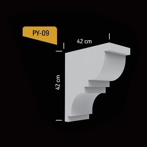 Antik Söve Yapı - Payandalar | PY-09