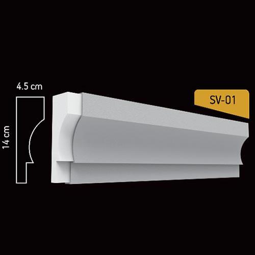 Antik Söve Yapı - Söveler | SV-01