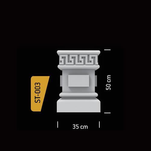 Antik Söve Yapı - Sütun ve Kaideler | ST-003