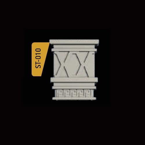 Antik Söve Yapı - Sütun ve Kaideler | ST-010