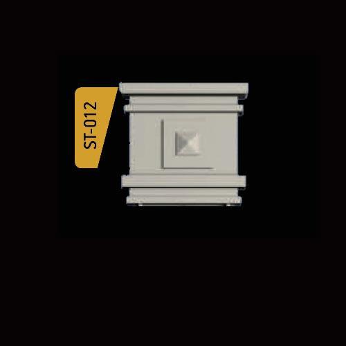Antik Söve Yapı - Sütun ve Kaideler | ST-012