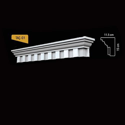 Antik Söve Yapı - Taçlar   Tac-01