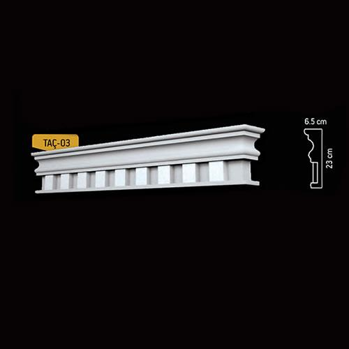 Antik Söve Yapı - Taçlar   Tac-03