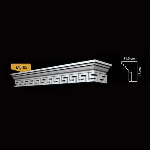 Antik Söve Yapı - Taçlar   Tac-05